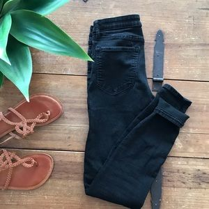 Gap Black Jean Leggings